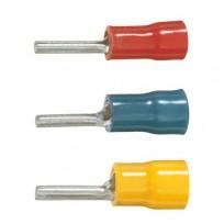 Fiche ronde à sertir pré-isolées PVC