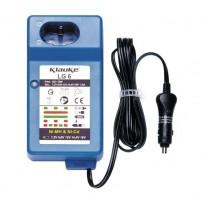 Chargeur de voiture 12 V pour accus NiCd et NiMH LG6