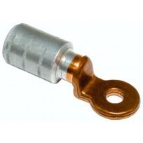 Cosses aluminium-cuivre à fût court pour réseaux industriels