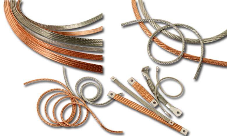 Tresses cuivre et tresses de masse